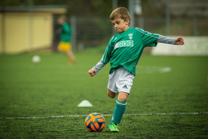 Parketvloer: handig met voetballertjes in huis