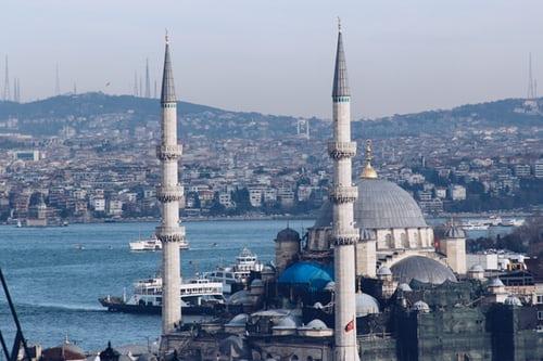 Met de familie op vakantie naar Turkije